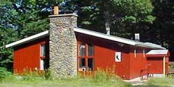 The Hartford Ski Club's Lodge at Mad River Glen